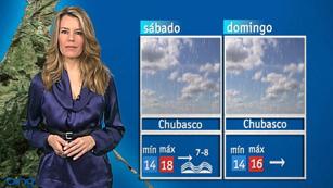 El tiempo en Melilla - 13/04/12