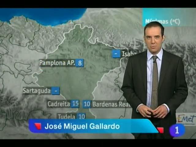 El tiempo en Navarra  -  1505/2012