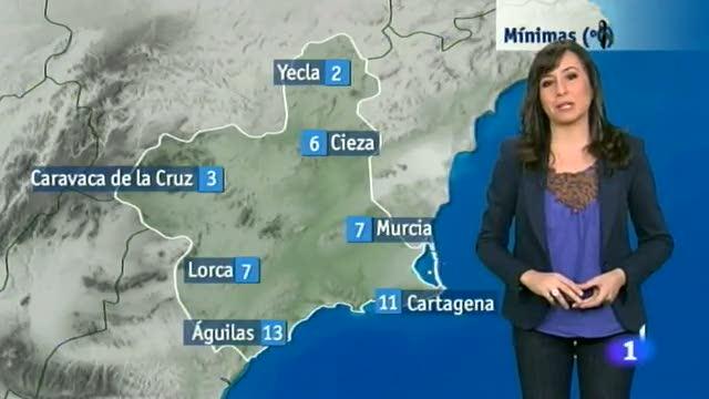 El tiempo en la Región de Murcia - 10/11/2014