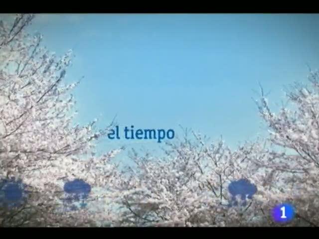 El tiempo en la Región de Murcia.(25/04/2012).