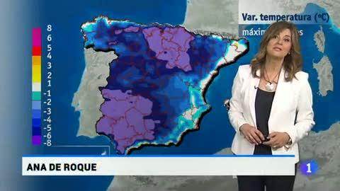 El tiempo en La Rioja -  10/06/16