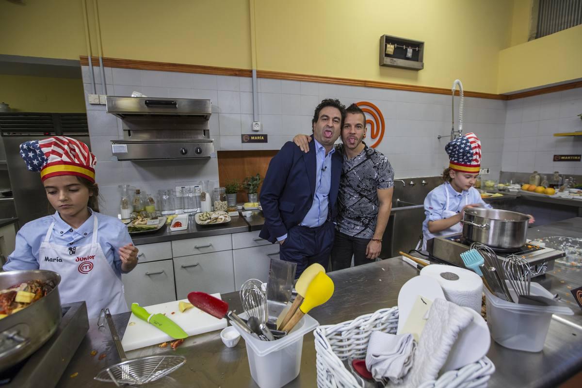 Y tienen que cocinar un menú de Dabiz Muñoz