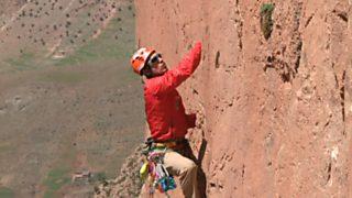 Al filo de lo imposible - En la tierra de los bereberes: escalada en roca