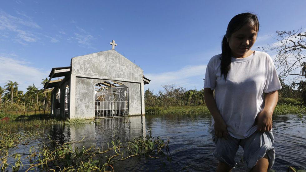 El tifón Hagupit no da tregua en Filipinas