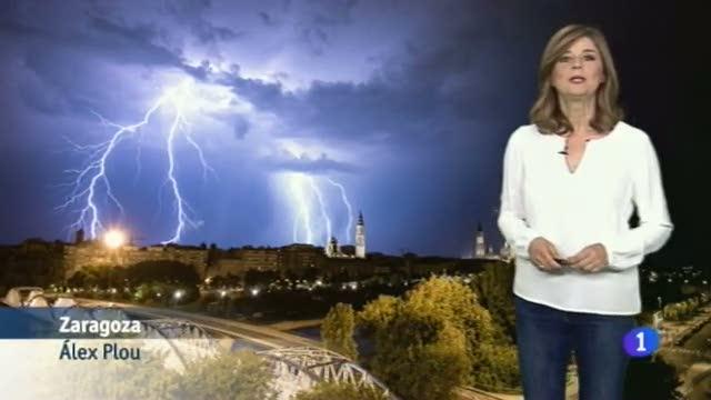 El timepo en Aragón - 20/06/2017