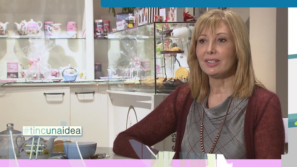Tinc una idea - Persones - Patricia Arribálzaga, pastissos d'alta costura, Tinc una idea - RTVE.es A la Carta