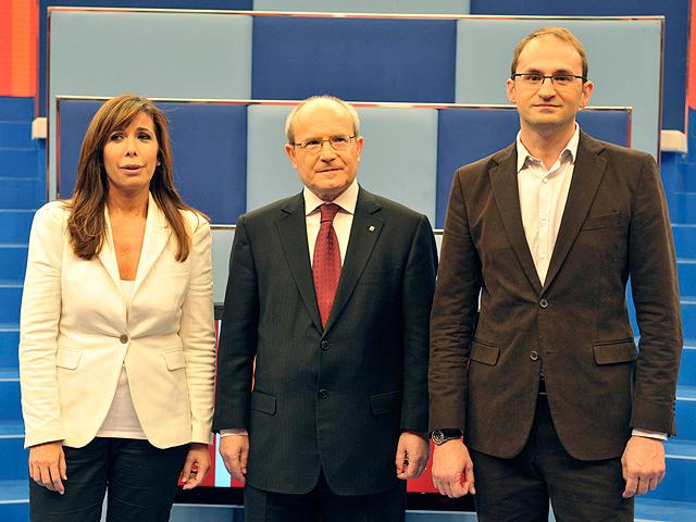 Montilla, Sánchez-Camacho y Herrera, en Tengo una pregunta...