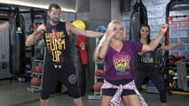 Fitness con Jéssica Expósito