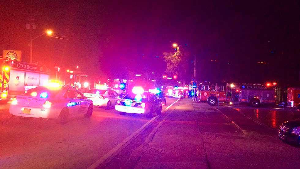 Un tiroteo en un club gay de Orlando provoca numerosos heridos