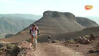Mountain Bike - Titan Desert - Resumen 4ª etapa