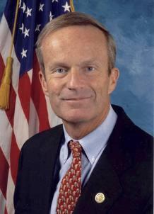 El candidato republicano para el Senado, Todd Akin, en el Estado de Misuri (Estados Unidos).