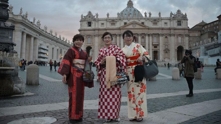 Todo listo para la celebración del cónclave en el Vaticano