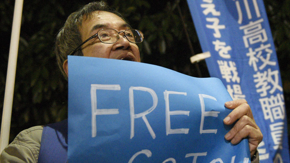 Tokio condena el asesinato de su compatriota a manos del Estados Islámico