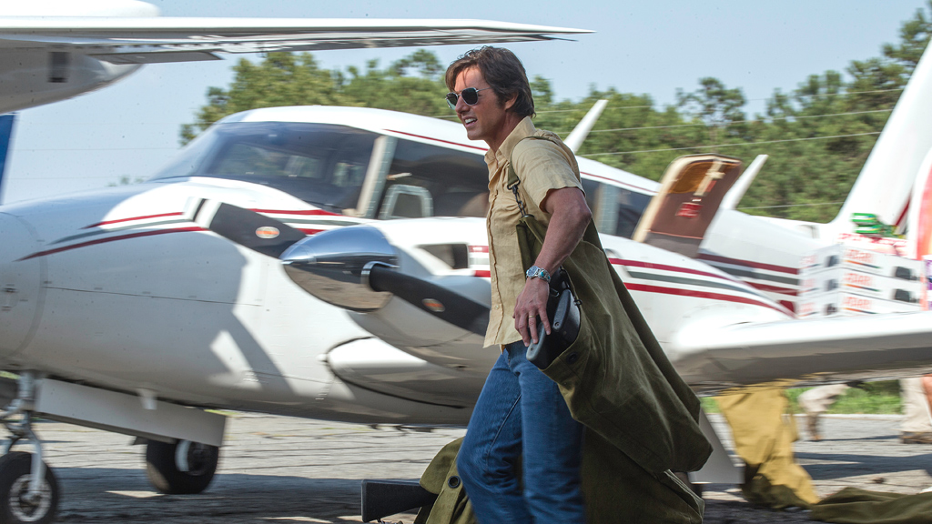 Tom Cruise te revela los secretos de 'Barry Seal: El traficante'