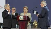 Ir al VideoToma de posesión de Salvador Sánchez Cerén, nuevo presidente de El Salvador