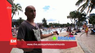 Españoles en el mundo - Las tomas falsas Brisbane
