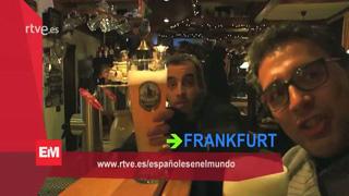 Españoles en el mundo - Las tomas falsas Fráncfort