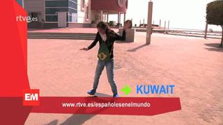 Españoles en el mundo - Las tomas falsas  kuwait