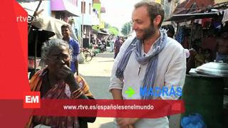 Españoles en el mundo - Las tomas falsas Madras