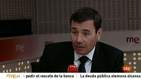 """Tomás Gómez dice que """"hoy el PSOE no tiene credibilidad"""" y que """"PP y PSOE no son lo mismo"""""""