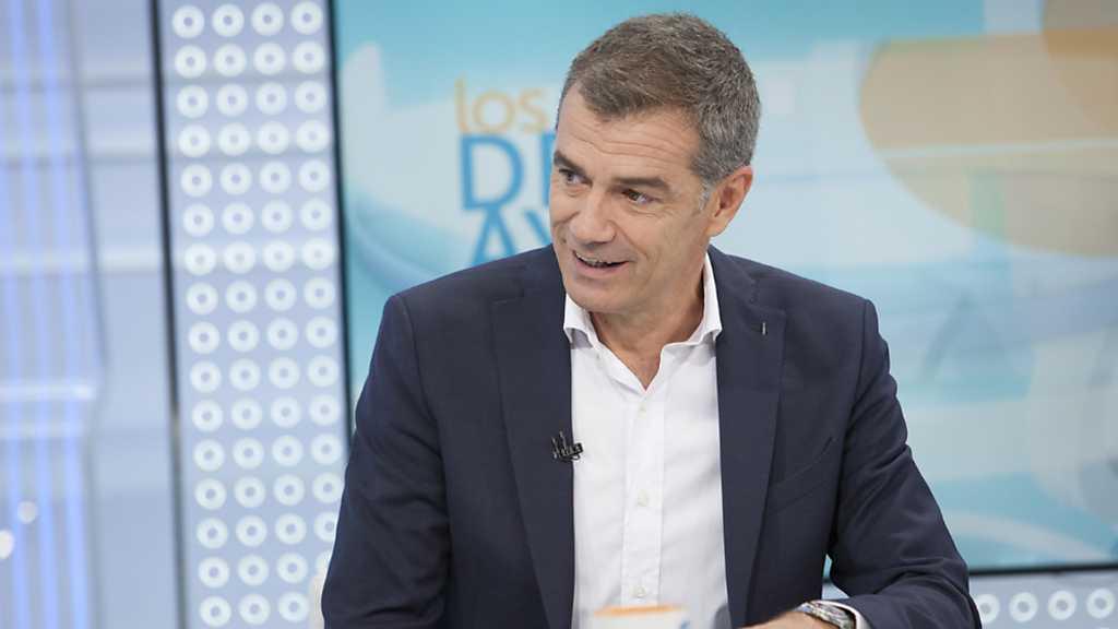 Los desayunos de TVE - Toni Cantó, diputado de Ciudadanos