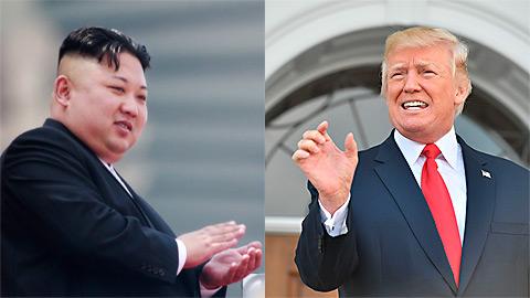 Ir al VideoEl tono de las amenazas mutuas entre Estados Unidos y Corea del Norte sigue subiendo