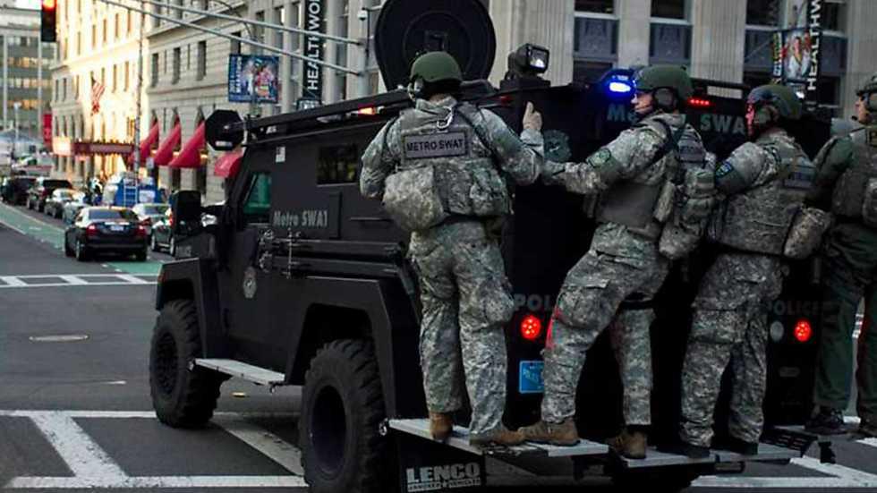 La noche temática - Top Secret América, del 11-S al atentado de Boston