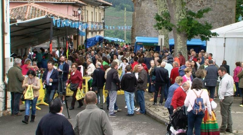Torazo presume de ser  el pueblo bonito de España y ejemplar de Asturias