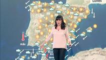 Tormentas en Ceuta, Melilla y Canarias y viento fuerte en el litoral sur