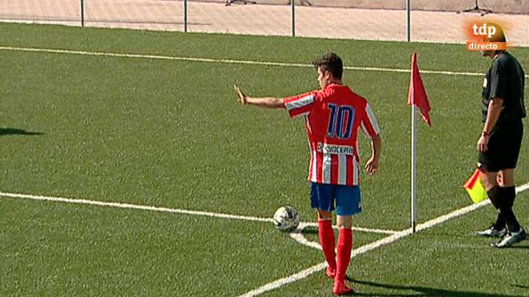 Fútbol - Torneo Interclubes Costa Blanca, 2ª semifinal. Atlético de Madrid - Club Atlético Osasuna