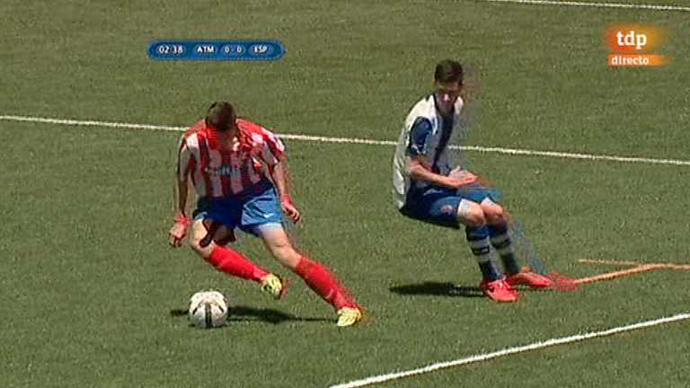 Fútbol - Torneo Interclubes Costa Blanca. Final. Atlético de Madrid - RCD Espanyol