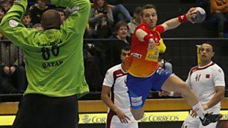 Balonmano - Torneo Internacional de España 'Memorial Domingo Bárcenas' - España - Qatar
