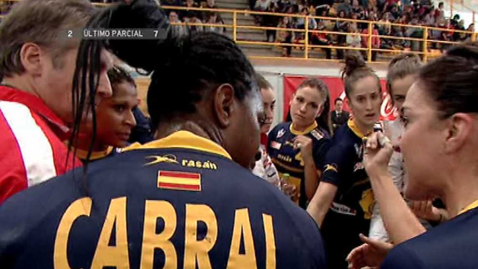 Balonmano - Torneo Internacional femenino: España - Brasil