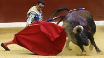 Ir al VideoLos toros regresan a San Sebastián dos años después con la presencia del rey Juan Carlos