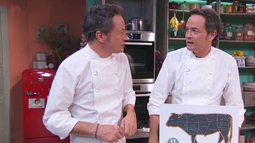 Torres en la cocina hoy las mejores recetas de carne - Television en la cocina ...