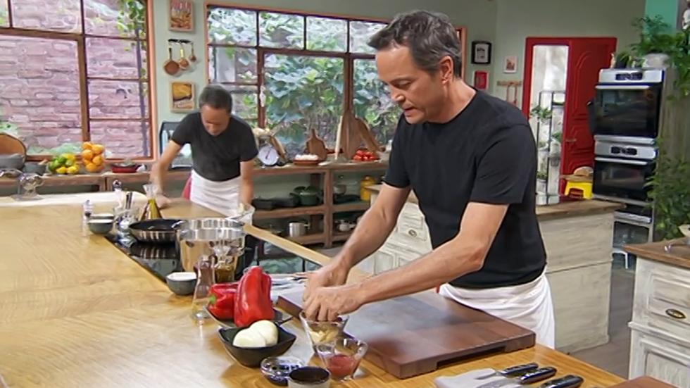 Torres en la cocina men elegante torres en la cocina for Programas de cocina en espana