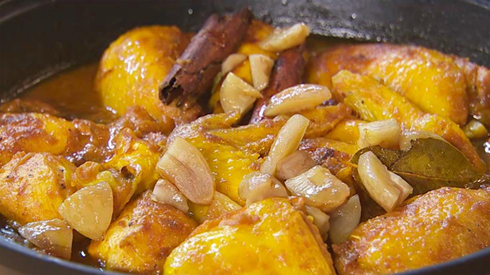 torres en la cocina receta de tajine de pollo y casta as