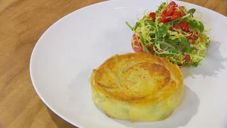 Torres en la cocina - Tortilla de patata crujiente