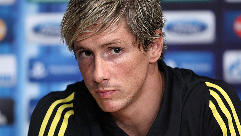 """Torres: """"No celebraré si marco"""""""