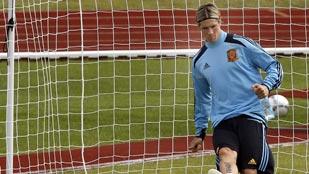 """Torres: """"Quiero ver a Iker levantar la Copa"""""""