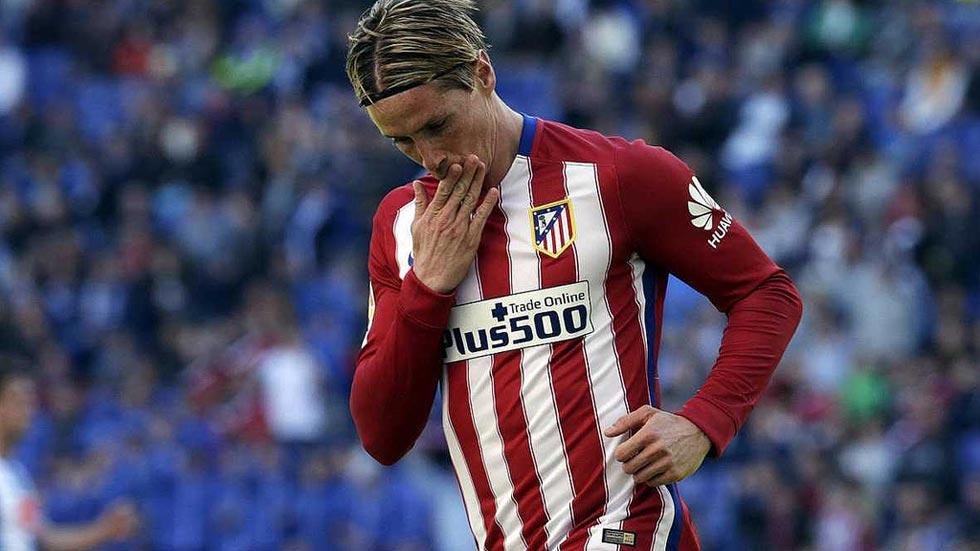 Torres renueva con el Atlético de Madrid