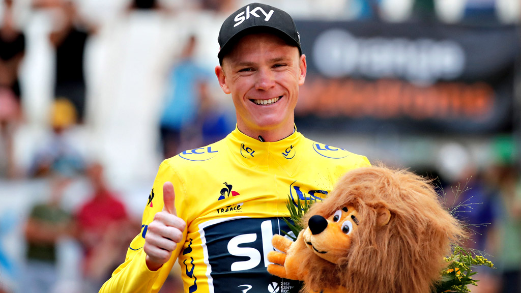 Tour 2017   Froome sentencia el amarillo pero Landa se queda a 85 centésimas del podio