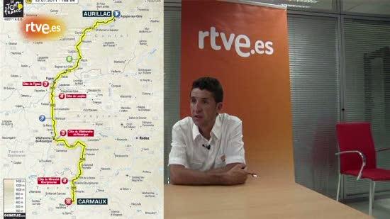 Tour de Francia 2011 - Etapa 10 - 12/07/2011