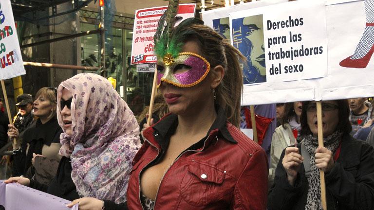 trabajadoras del sexo prostitutas irun