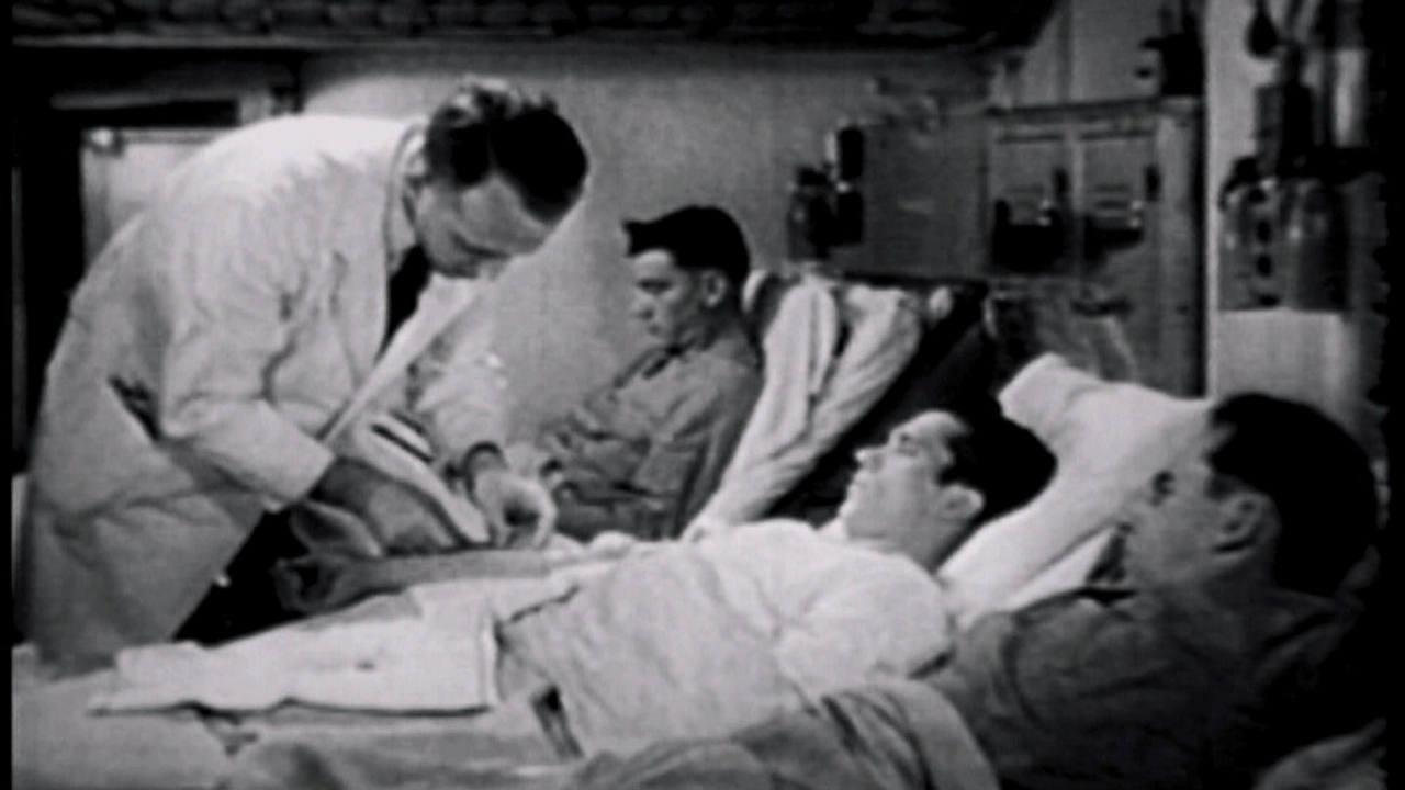 trabajadores de Grosse ile enfermos