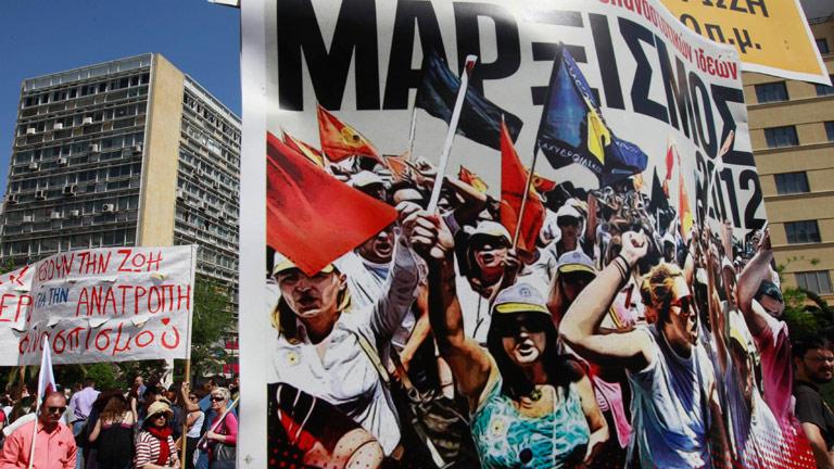 Trabajadores de todo el mundo salen a las calles en la celebración del 1º de Mayo