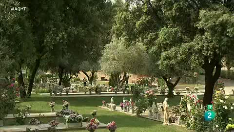 El trabajo que se ve y que no se ve en una gran funeraria