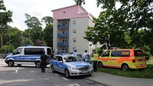 Cinco muertos en un tiroteo por un desahucio en Alemania