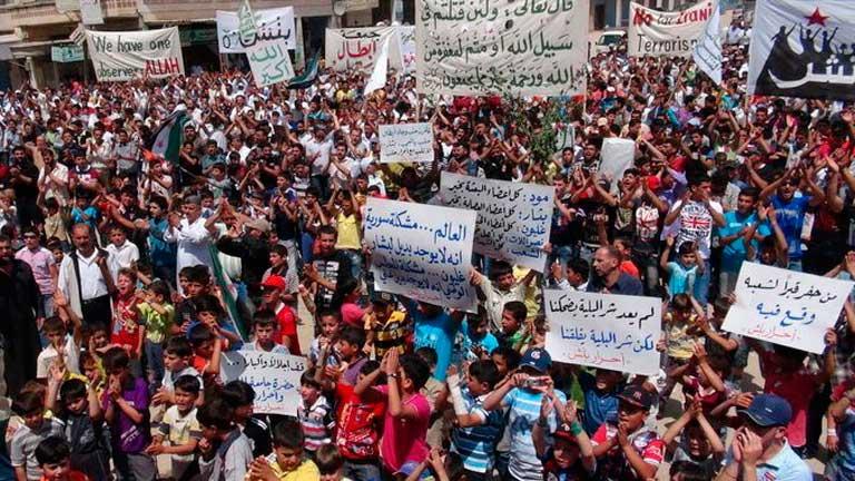 Los observadores de la ONU en Siria confirman la muerte de 92 civiles