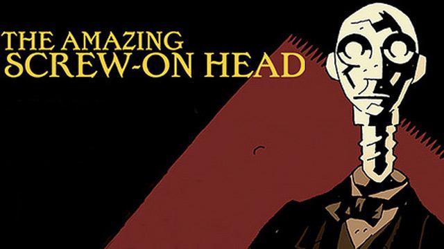 Tráiler de 'El asombroso cabeza de tornillo'